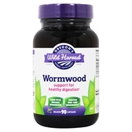 Oregon's Wild Harvest - Wormwood - 90 Vegetarian Capsules
