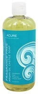 ACURE - Argan Oil Castile Soap Fragrance Free - 16 oz.