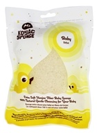 My Konjac Sponge - All Natural Konjac Baby Bath Sponge Fragrance Free