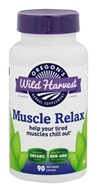 Oregon's Wild Harvest - Muscle Relax - 90 Vegetarian Capsules