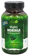 Irwin Naturals - Mighty Moringa - 60 Softgels