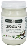 Nardo's Natural - Organic Virgin Coconut Oil - 12 oz.