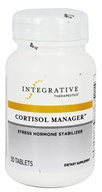 Integrative Therapeutics - Cortisol Manager - 30 Tablets