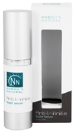 Nardo's Natural - Anti-Wrinkle Night Serum - 0.5 oz.