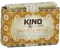 Kind Soap Co. - Artisan Aromatherapy Bar Soap Chamomile Neroli - 4.5 oz.