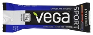 Vega - Vega Sport Plant-Based Protein Bar Chocolate Coconut - 2.14 oz.