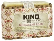 Kind Soap Co. - Artisan Aromatherapy Bar Soap Bulgarian Rose - 4.5 oz.