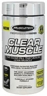 Clear Muscle Performance Series - 168 Liquid Capsules by Muscletech Products