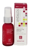 Andalou Naturals - 1000 Roses Absolute Serum with Rose Stem Cells - 1 oz.
