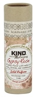 Kind Soap Co. - Luxury Solid Perfume Gypsy Rose - 1 oz.