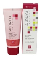 Andalou Naturals - 1000 Roses Pearl Exfoliator with Rose Stem Cells - 2 oz.