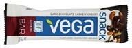 Vega - Snack Bar Dark Chocolate Cashew Cherry - 1.48 oz.