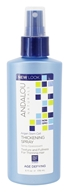 Andalou Naturals - Age Defying Thinning Hair Treatment Thickening Spray - 6 oz.