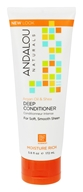 Andalou Naturals - Argan Oil & Shea Moisture Rich Deep Conditioner - 5.8 oz.