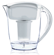 Santevia - Alkaline Water Pitcher White