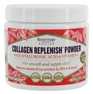 Reserveage Nutrition - Collagen Replenish Powder - 2.75 oz.