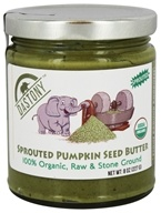 Dastony - 100% Organic Sprouted Pumpkin Seed Butter - 8 oz.