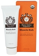 Moon Valley Organics - Muscle Rub - 1.7 oz.