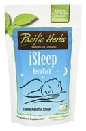 Pacific Herbs - iSleep Herb Pack 6000 mg. - 0.21oz. x 5 Packets