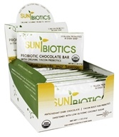 Sunbiotics - Probiotic Chocolate Bar - 1.1 oz.