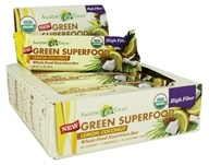 Amazing Grass - Green Superfood Whole Food Nutrition Bar Lemon Coconut - 2.1 oz.