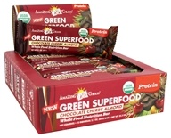 Amazing Grass - Green Superfood Whole Food Nutrition Bar Chocolate Cherry Almond - 2.1 oz.