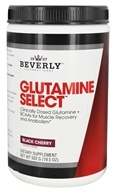 Beverly International - Glutamine Select Black Cherry - 19.5 oz.
