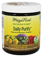 MegaFood - Daily Purify Nutrient Booster Powder - 2.1 oz.