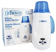 Dr. Brown's - Natural Flow Deluxe Bottle Warmer