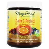 MegaFood - Daily C-Protect Nutrient Booster Powder - 2.25 oz.