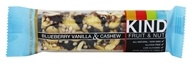 Kind Bar - Fruit & Nut Bar Blueberry Vanilla & Cashew - 1.4 oz.