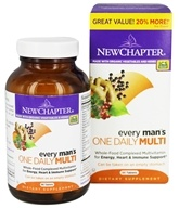 New Chapter - Every Man's One Daily - 86 Tablets
