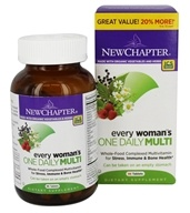 New Chapter - Every Woman's One Daily - 86 Tablets