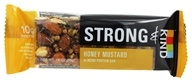 Kind Bar - Strong and Kind Almond Protein Bar Honey Mustard - 1.6 oz.