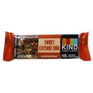 Kind Bar - Strong and Kind Almond Protein Bar Honey Smoked BBQ - 1.6 oz.