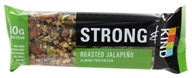 Kind Bar - Strong & Kind Almond Protein Bar Roasted Jalapeno - 1.6 oz.