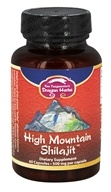 Dragon Herbs - High Mountain Shilajit 500 mg. - 60 Vegetarian Capsules