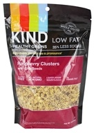 Kind Bar - Healthy Grains Raspberry Clusters with Chia Seeds - 11 oz.