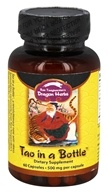 Dragon Herbs - Tao in a Bottle 500 mg. - 60 Vegetarian Capsules