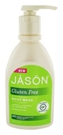 JASON Natural Products - Gluten-Free Body Wash Fragrance Free - 30 oz.