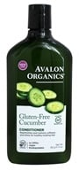Avalon Organics - Conditioner Gluten Free Replenishing Cucumber Fragrance Free - 11 oz.