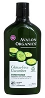 Avalon Organics - Conditioner Gluten-Free Replenishing Cucumber Fragrance Free - 11 oz.