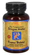 Dragon Herbs - Frame Builder 500 mg. - 100 Vegetarian Capsules