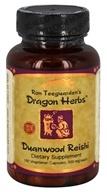 Dragon Herbs - Duanwood Reishi 500 mg. - 100 Vegetarian Capsules