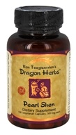 Pearl shen 500 mg. - 100 Vegetarian Capsules by Dragon Herbs