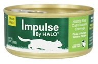 Impulse by Halo - Canned Cat Food Quail & Garden Greens - 5.5 oz.