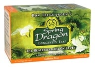 Dragon Herbs - Spring Dragon Longevity Tea Caffeine Free - 1.8 oz.