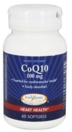 Enzymatic Therapy - CoQ10 - 60 Softgels
