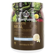 PlantFusion - Phood 100% Plant-Based Whole Food Meal Shake Vanilla - 15.9 oz.