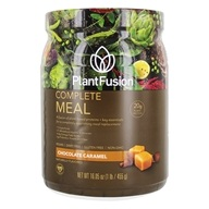 PlantFusion - Phood 100% Plant-Based Whole Food Meal Shake Chocolate Caramel - 15.9 oz.